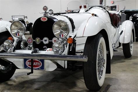 After bugatti's type 35 series of cars finished their run as some of the best grand prix cars of the era, bugatti went and introduced the type 51 in 1931. 1934 Bugatti Type 59   GR Auto Gallery