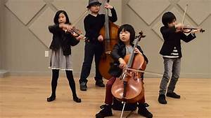 Cool Kids on a String Quartet | Amazing Young Talent ...