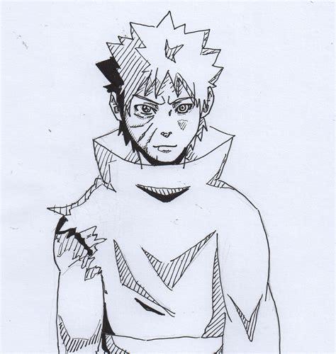 obito uchiha  drawing  xryuuzakii  deviantart