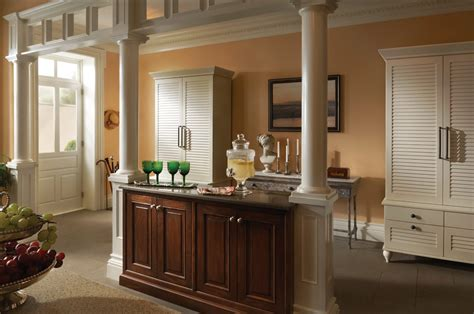 wood mode southern reserve style kitchen designs