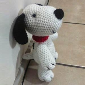 Snoopy Crochet Amigurumi - STYLESIDEA