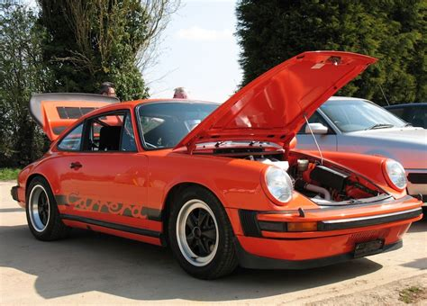 porsche 911 orange project porsche 911 3 0 carrera update