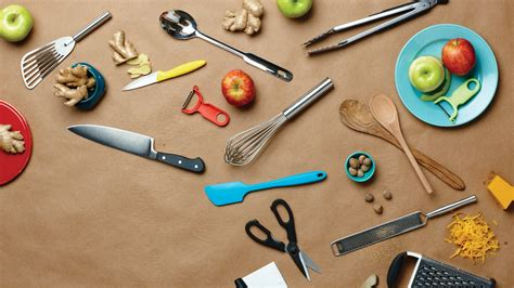 essential kitchen tools     epicurious