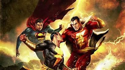 Shazam Wallpapers Adam Superman