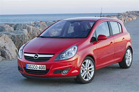 Opel Corsa by 2009 Opel Corsa Conceptcarz
