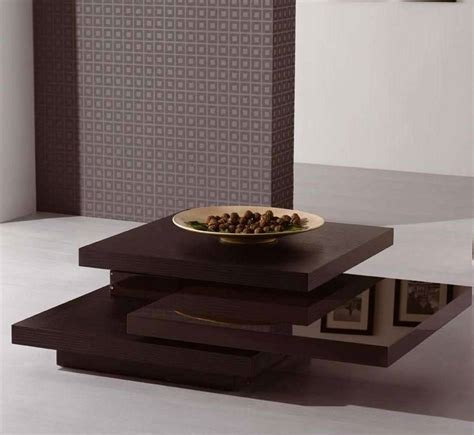 A astonishingly elegant choice for any house, black seems to be ideal versus optimum hues. 25 Elegant Living Room Coffee Tables - Decor Units