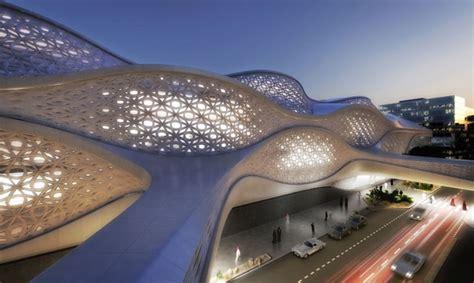 zaha hadids  futuristic design