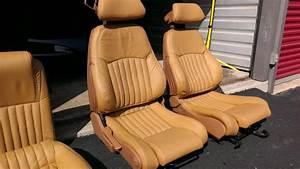 Katzkin Leather Seat Covers Installed