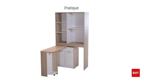 meuble cuisine avec table escamotable meuble avec table rabattable