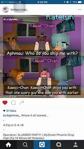 469 Best Aphmau U0026 39 S Minecraft Diaries And My Street Pictures