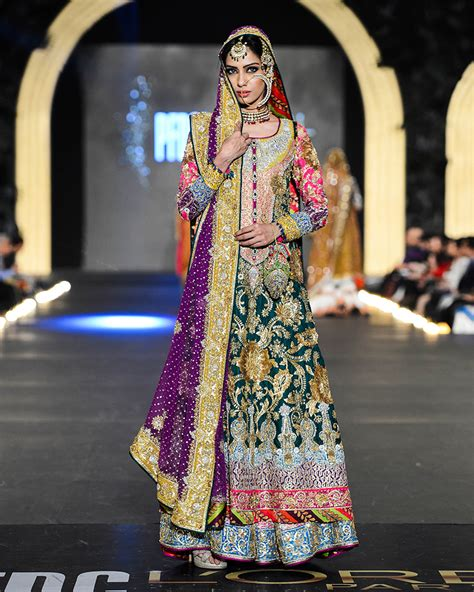 nomi ansari latest bridal dresses collection
