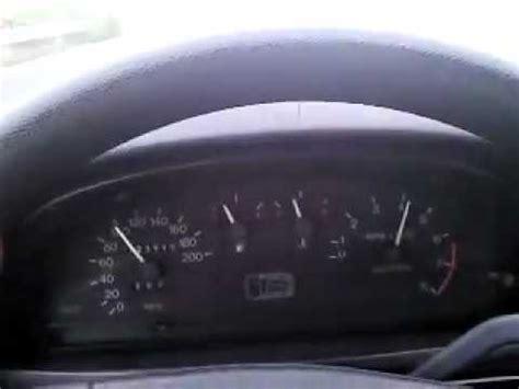 Lancia Y10 1.1 Elite 3rd gear - YouTube