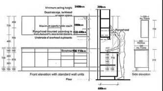 cabinet size chart standard kitchen cabinet height