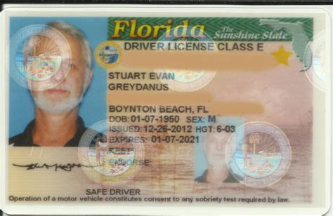 Florida Drivers License Template by New Residents To Florida Drivers License Interglobe04