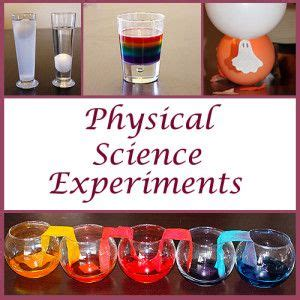 best 25 physical science projects ideas on 817 | c3d7fc3b783e7be693bbcfab1c313486 elementary science experiments kindergarten science