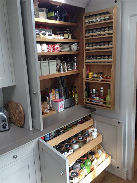 Pull Out Cupboards by Lovely Larder Pull Out Shelves In The Bottom Cupboards