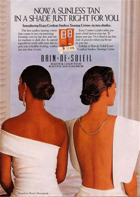 bain de soleil commercial 17 best images about sunless tanning on