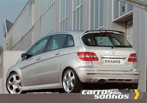 Mercedes Classe B 2006 : mercedes benz classe b carros dos sonhos ~ Gottalentnigeria.com Avis de Voitures