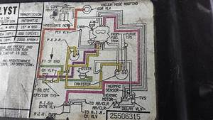 1980 3 8 Turbo Vacuum Hose Help