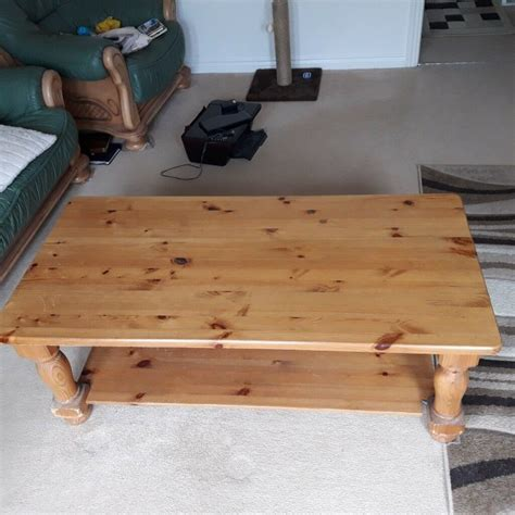 January 16, 2014september 2, 2016 ~ ronda waters. Solid Pine Coffee Table | in Corby, Northamptonshire | Gumtree