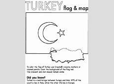 Turkey Nation crayolacouk