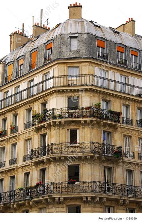 paris building stock picture   featurepics