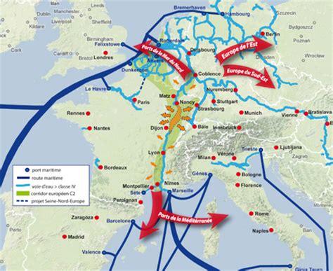 Carte Fluviale Haut De by Dtne Direction Territoriale Nord Est Vnf