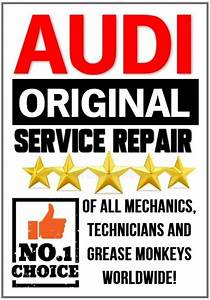 Audi Q7 2006 Original Service Manual  U0026 Repair Guide