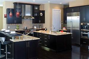 22 Dark Kitchen Ideas InspirationSeek