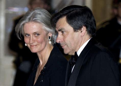 matignon cuisine les époux fillon 36 ans d 39 union et d 39 abnégation madame