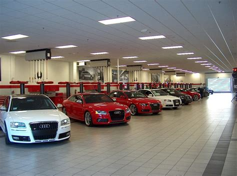 Audi Service Center  Audi Stevens Creek Service In San