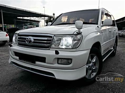 2002 Toyota Land Cruiser by Toyota Land Cruiser 2002 4 2 In Kuala Lumpur Automatic Suv