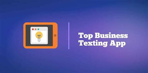 It is a messaging platform for businesses ez texting is a business app that supports mass texting and enables businesses to grow their businesses, reach more people. Top 14 Business Texting Messaging Software & Apps in 2020 ...