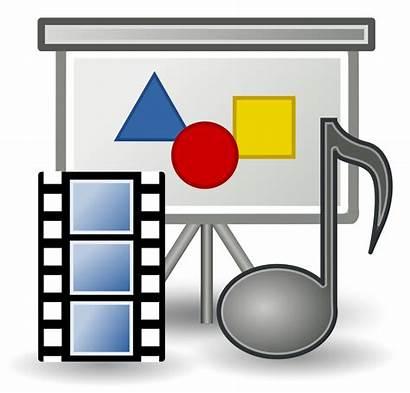 Visual Audio Svg Slide Commons Wikimedia Wikipedia