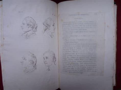 histoire des arts la chambre des officiers lavater l 39 de connaitre les hommes par la physionomie