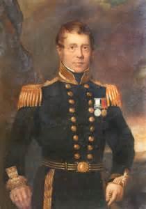 British Navy Admiral