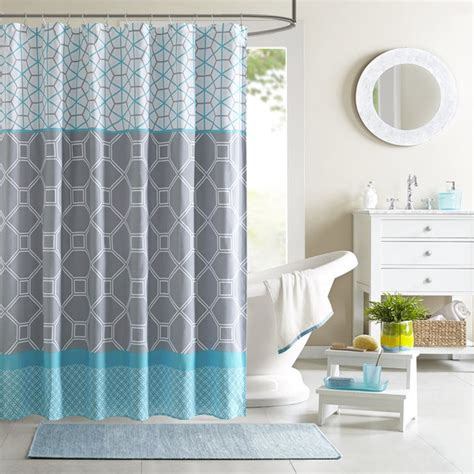 intelligent design zara shower curtain free shipping