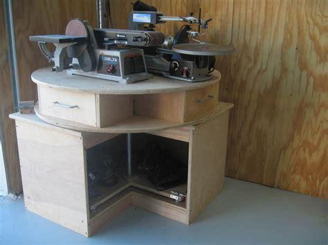 revolving tool station updated  sike  lumberjocks