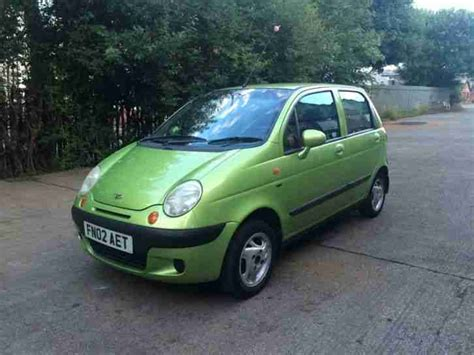 Daewoo Matiz Car Modified