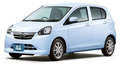 Daihatsu Backgrounds by Daihatsu Presents New Fuel Efficient Mira E S In Japan
