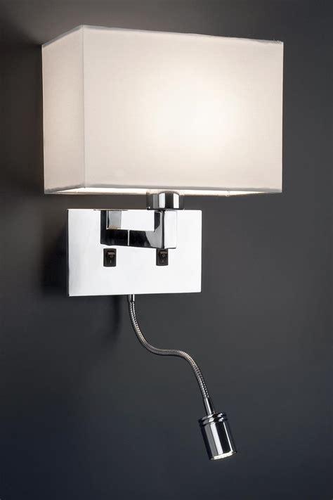 bedside wall lights enhance your bedroom decor