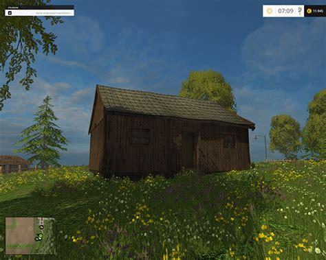 altes haus de ls 15 altes haus v 1 0 platzierbare objekte mod f 252 r landwirtschafts simulator 15