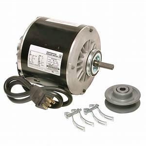 Dial 2 4 Hp Evaporative Cooler Motor Kit
