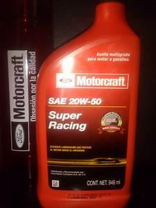 Aceite Super Racing Sae 20w-50 Motorcraft