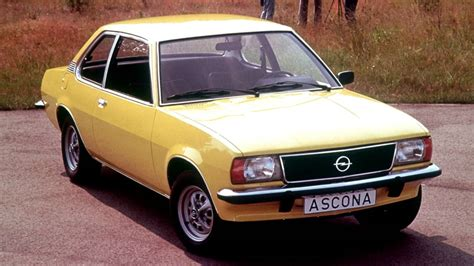 Opel Ascona by Opel Ascona 2 Door B 1975 81