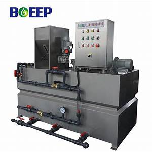 China Acid Chemical Feed Systems And Dosing System Water