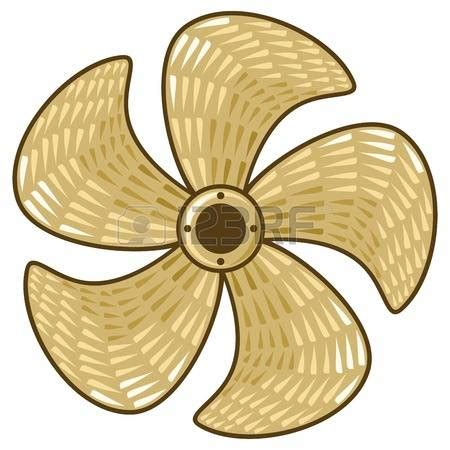 Boat Propeller Template by Propeller Clipart Clipground