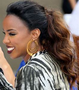 Top 19 Kelly Rowland Hairstyles - Pretty Designs