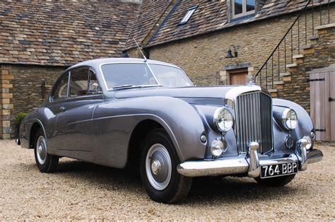 Bentley Embiricos 4¼ -litre At Crewe Factory