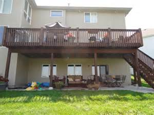 deck solutions of kansas city home deck solutions of